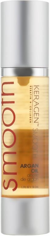 Аргановое масло - Organic Keragen Argon Morocco Oil