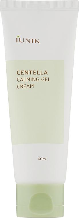 Успокаивающий крем-гель с центелой - IUNIK Centella Calming Gel Cream