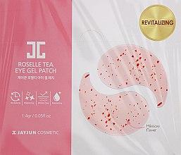 Духи, Парфюмерия, косметика Гидрогелевые патчи с цветами гибискуса - Jayjun Roselle Tea Eye Gel Patch