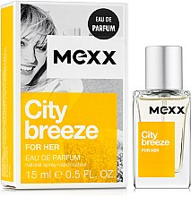 Духи, Парфюмерия, косметика Mexx City Breeze For Her - Парфюмированная вода (мини)