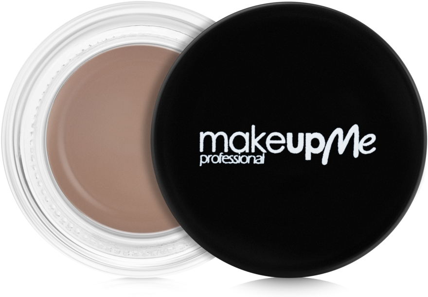 Помада для бровей - Make Up Me EyeBrow Cream Naked Beauty Mineral