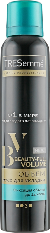 Пенка-мусс - Tresemme Beauty Full Volume