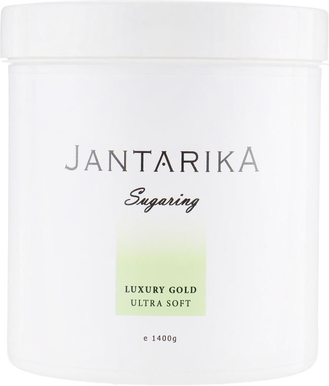 Сахарная паста для шугаринга, ультра-мягкая - JantarikA Luxury Gold Ultra Soft — фото N5