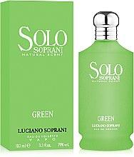 Духи, Парфюмерия, косметика Luciano Soprani Solo Soprani Green - Туалетная вода