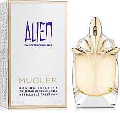 Духи, Парфюмерия, косметика Thierry Mugler Alien Eau Extraordinaire The Refillable Talismans - Туалетная вода