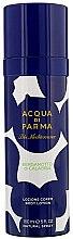 Духи, Парфюмерия, косметика Acqua di Parma Blu Mediterraneo Bergamotto di Calabria - Лосьон-спрей для тела