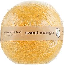 "Духи, Парфюмерия, косметика Бомба для ванны ""Сладкое манго"" - Stara Mydlarnia Bath Bomb Sweet Mango"