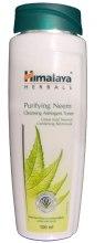 Духи, Парфюмерия, косметика Очищающий тоник с нимом для нормальной и жирной кожи - Himalaya Herbals Purifying Neem Cleansing Astringent Toner