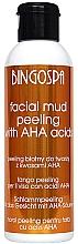 Духи, Парфюмерия, косметика Грязевой пилинг для лица с фруктовыми кислотами - BingoSpa Face Peeling