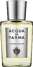 Духи, Парфюмерия, косметика Acqua di Parma Colonia Assoluta - Одеколон (тестер с крышечкой)