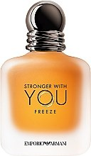 Парфумерія, косметика Giorgio Armani Emporio Armani Stronger With You Freeze - Туалетна вода