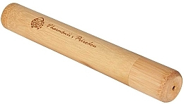 Духи, Парфюмерия, косметика Бамбуковый дорожный футляр для зубной щетки - Curanatura