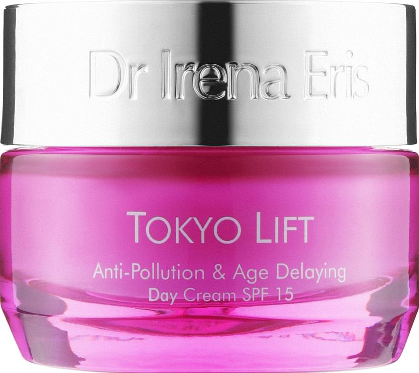 Разглаживающий дневной крем для лица - Dr. Irena Eris Tokyo Lift Anti-Wrinkle Radical Protection Oxygen Cream
