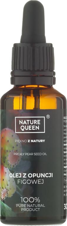 """Косметическое масло """"Опунции"""" - Nature Queen — фото N3"""