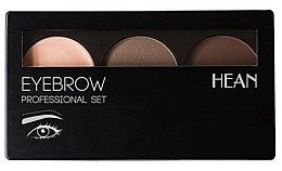 Духи, Парфюмерия, косметика Палетка для бровей - Hean Professional Eyebrow Set 2