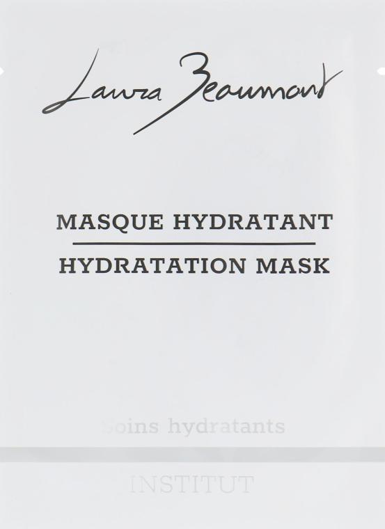 Увлажняющая маска для лица - Laura Beaumont Hydratation Mas