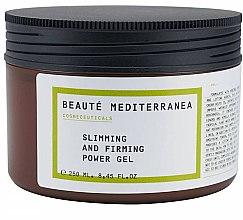 Духи, Парфюмерия, косметика Антицеллюлитный подтягивающий гель для тела - Beaute Mediterranea Slimming And Firming Power Gel