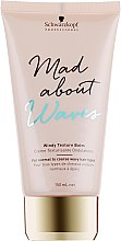 Текстурирующий бальзам для волос - Schwarzkopf Professional Mad About Waves Windy Texture Balm — фото N1