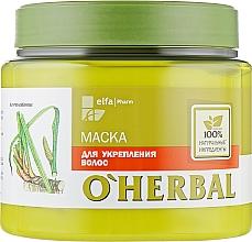 Духи, Парфюмерия, косметика Маска для укрепления волос - O'Herbal