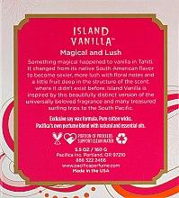 Соевая свеча - Pacifica Island Vanilla Soy Candle  — фото N3
