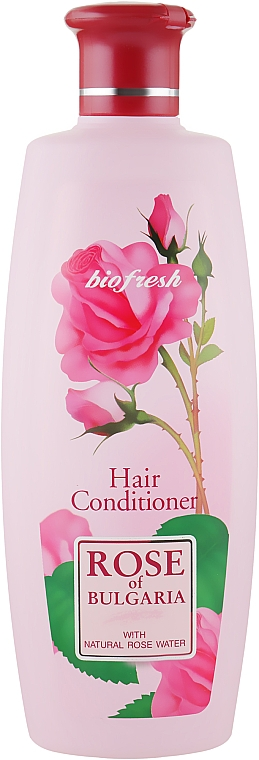Кондиционер для волос с розовой водой - BioFresh Rose of Bulgaria Hair Conditioner