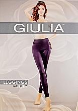"Духи, Парфюмерия, косметика Леггинсы для женщин ""LEGGINGS 02"", nero - Giulia"