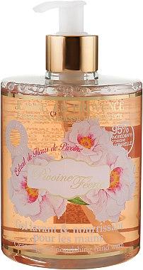 "Гель для мытья рук ""Пион"" - Jeanne en Provence Pivoine Feerie — фото N1"
