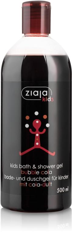 Гель для душа и ванны для детей Cola - Ziaja
