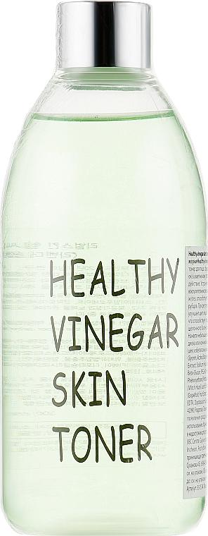 "Тонер для лица ""Лаванда"" - Real Skin Healthy Vinegar Skin Toner Lavender"