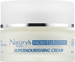 Духи, Парфюмерия, косметика Крем для лица суперпитательный - Bema Cosmetici Naturys Vanity Supernourishing Cream