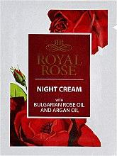 Духи, Парфюмерия, косметика Ночной крем для лица - BioFresh Royal Rose Night Cream (пробник)