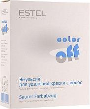 Парфумерія, косметика Емульсія для видалення фарби з волосся - Estel Professional COLOR off
