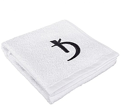 Духи, Парфюмерия, косметика Полотенце для маникюра, белое, 30х50 см - Kodi Professional