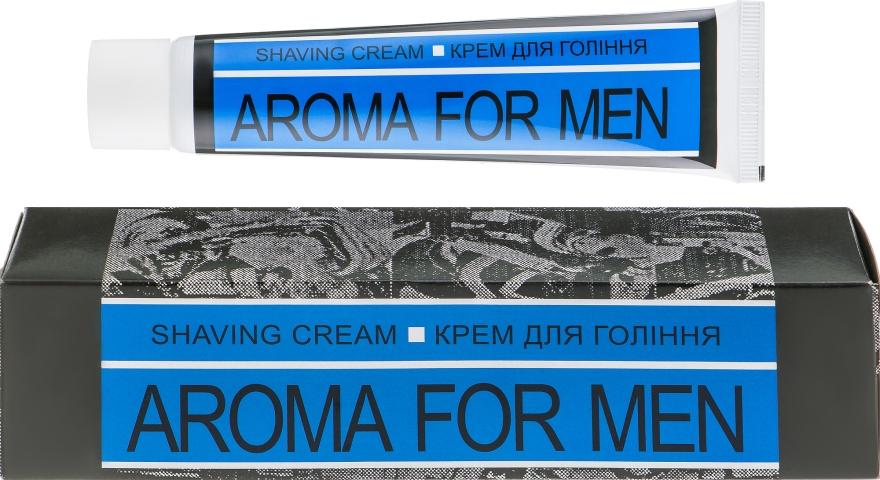 Крем для бритья - Aroma For Men Shave Cream