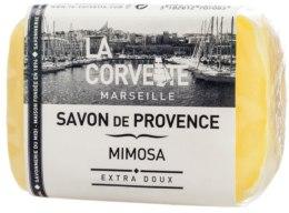 "Духи, Парфюмерия, косметика Прованское мыло ""Мимоза"" - La Corvette Provence Soap"