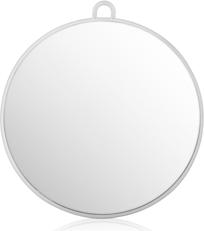 Парикмахерское зеркало заднего вида 13131W, белое - DNA Mirror