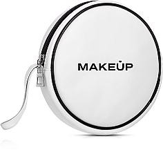 Парфумерія, косметика Клатч білий - MakeUp
