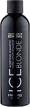 Духи, Парфюмерия, косметика Антижелтый шампунь для волос - Profis Ice Blonde