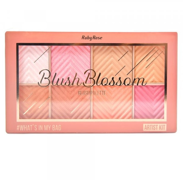 Румяна для лица - Ruby Rose Blush Blossom
