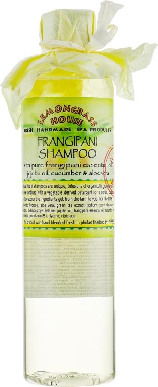 "Шампунь ""Франжипани"" - Lemongrass House Frangipani Shampoo"
