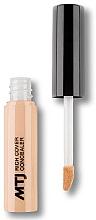Духи, Парфюмерия, косметика Консилер для лица - MTJ Cosmetics Rich Cover Concealer