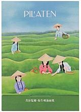 """Духи, Парфюмерия, косметика Матирующие салфетки для лица """"Зелёный чай"""" - Pil'aten Green Tea Native Blotting Paper"""