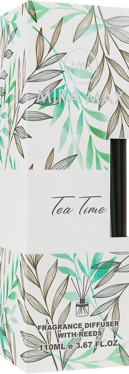 Аромадиффузор - Mira Max Tea Time Fragrance Diffuser With Reeds