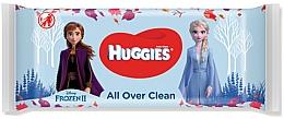 """Духи, Парфюмерия, косметика Детские влажные салфетки """"Natural Care Disney"""" - Huggies"""