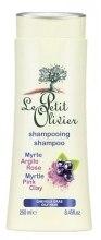 Духи, Парфюмерия, косметика Шампунь для жирных волос - Le Petit Olivier Myrtle Pink Clay Shampoo