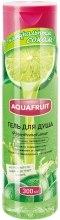 """Духи, Парфюмерия, косметика Гель для душа """"Фруктовый микс"""" - Clever Company Aquafruit Shower Gel"""