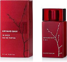 Духи, Парфюмерия, косметика Armand Basi In Red Eau de Parfum - Парфюмированная вода (мини)