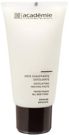 Разогревающая паста-эксфолиант - Academie Exfoliating Heating Paste
