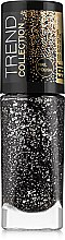 Духи, Парфюмерия, косметика Лак для ногтей - Eveline Cosmetics Trend Collection