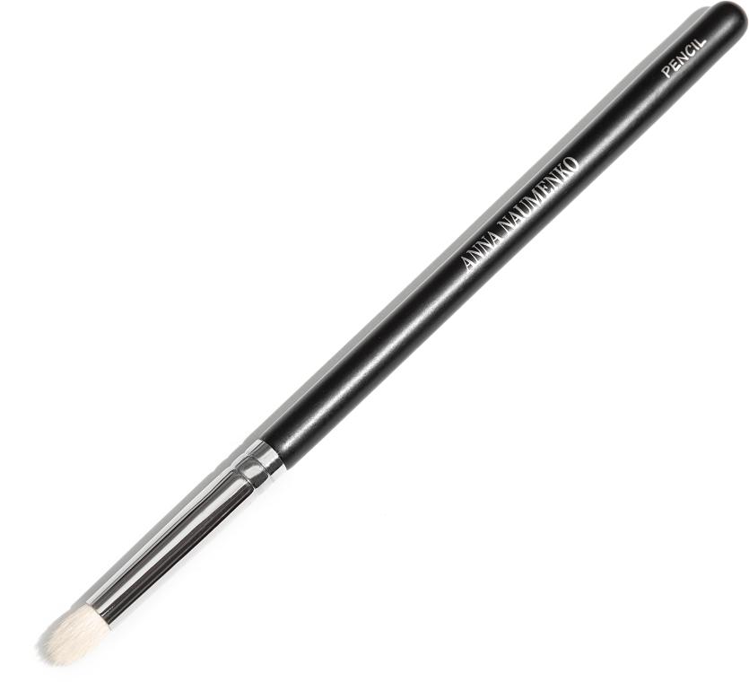 Кисть-карандаш для теней - Anna Naumenko Pencil